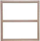 Two Drawer Base Face Frame