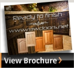 Raw Doors Brochure