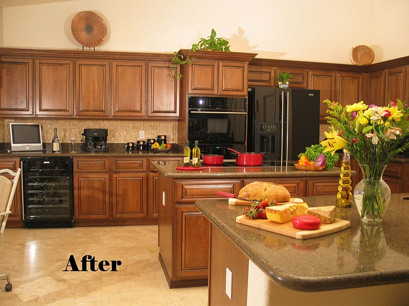What is Kitchen Cabinet Refacing or Resurfacing? - Raw Doors