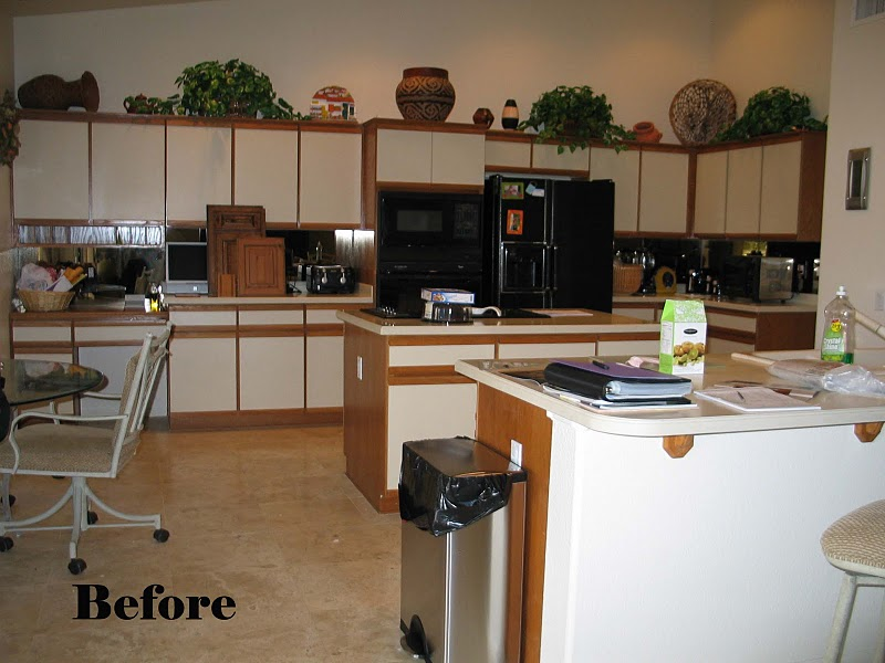 & What is Kitchen Cabinet Refacing or Resurfacing? - Raw Doors