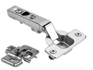 Value Line 110 Degree Integrated Softclose Hinge For Frameless Cabinets